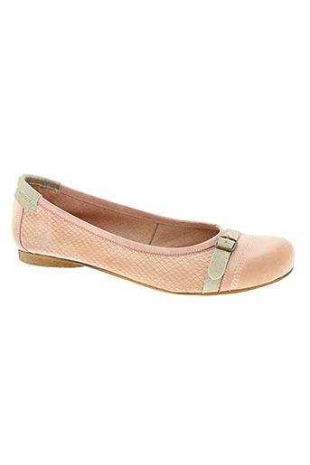 karston chaussures femme de couleur rose