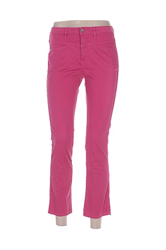 one step pantacourts femme de couleur rose