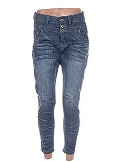 Produit-Jeans-Femme-BISOU D'EVE