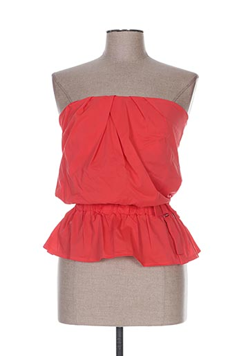 coconuda t-shirts femme de couleur orange