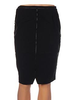 Jupe mi-longue noir CLO&SE pour femme