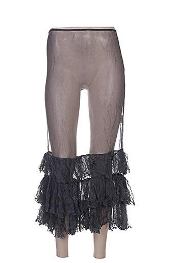amandine jupes femme de couleur gris