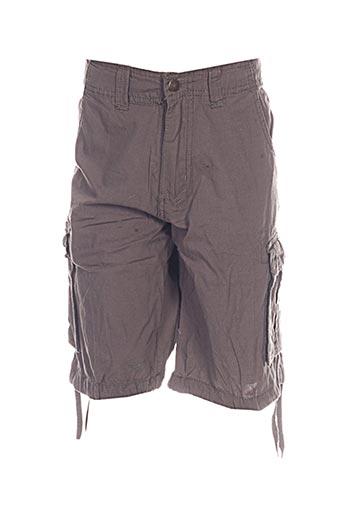mondaca shorts / bermudas garçon de couleur marron
