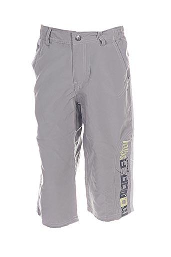 mondaca shorts / bermudas garçon de couleur gris