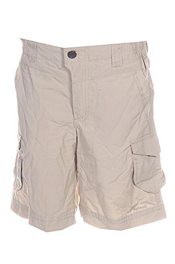 icepeak shorts / bermudas garçon de couleur beige