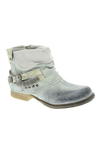 forever folie chaussures femme de couleur gris