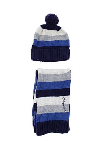 Bonnet bleu MAYORAL pour garçon