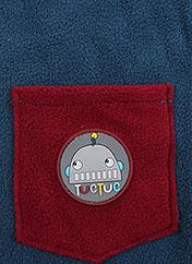 Bonnet bleu TUC TUC pour garçon seconde vue
