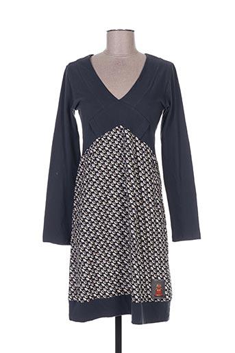 kaliyog robes femme de couleur gris