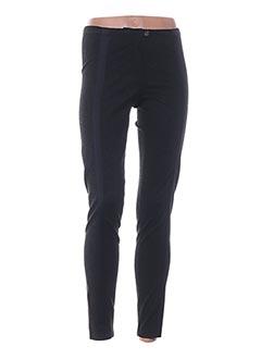 Pantalon 7/8 noir ANNETTE GÖRTZ pour femme