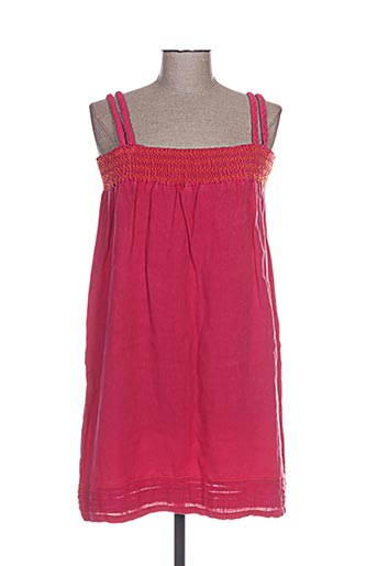 mia zia robes femme de couleur rose