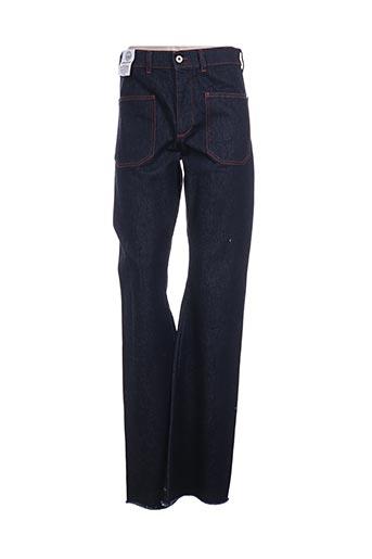 Jeans bootcut bleu REDSKINS pour femme