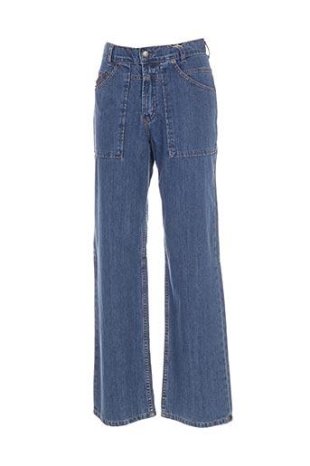 timberland jeans garçon de couleur bleu