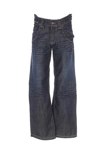 levis jeans garçon de couleur bleu