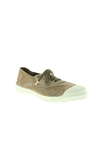 natural world chaussures femme de couleur beige