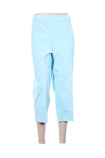 adelina by scheiter pantacourts femme de couleur bleu
