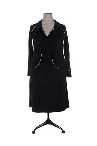 bleu roy robes femme de couleur noir