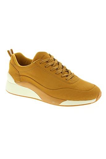 vero moda chaussures femme de couleur marron