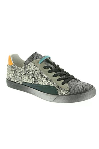 zero centcinq chaussures femme de couleur gris