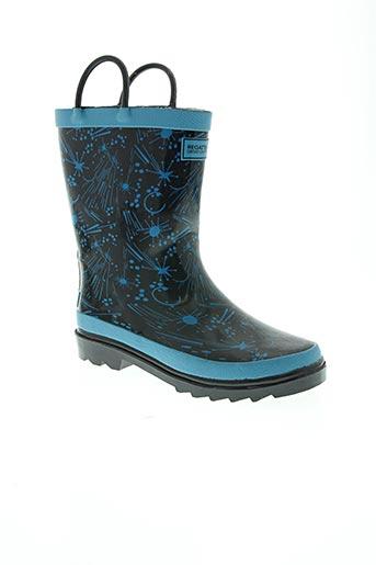 regatta chaussures enfant de couleur bleu