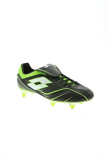lotto chaussures homme de couleur vert