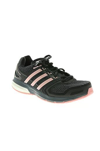 adidas chaussures femme de couleur gris