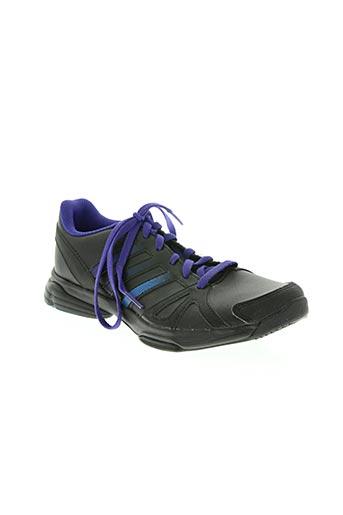 adidas chaussures garçon de couleur noir