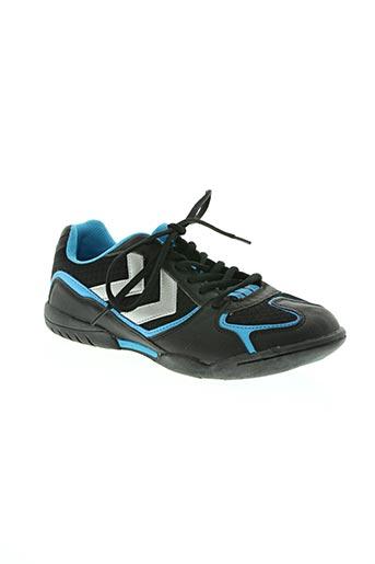 hummel chaussures homme de couleur bleu