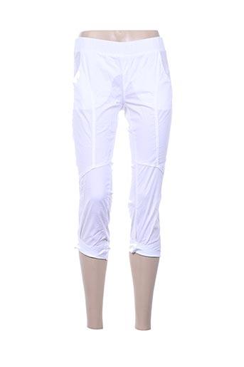 Corsaire blanc DEHA pour femme