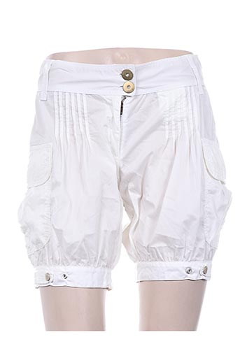 Short blanc REPLAY pour femme