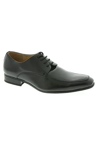 barberini chaussures homme de couleur noir