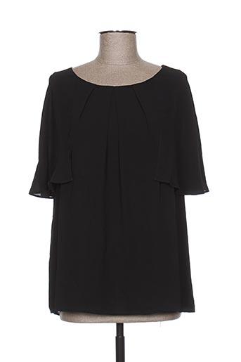 so essential chemises femme de couleur noir