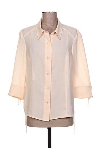 nominal chemises femme de couleur rose