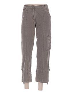 Pantalon 7/8 vert EIDER pour femme