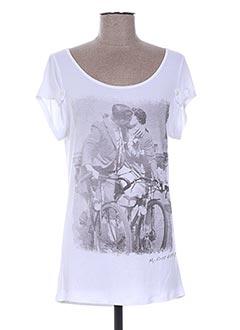 Produit-T-shirts-Femme-CRISTINA GAVIOLI