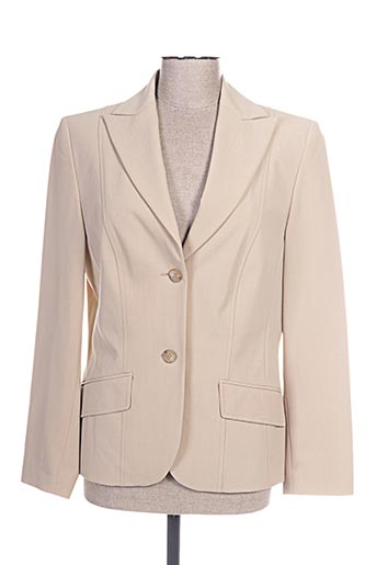 Veste chic / Blazer beige JOCAVI pour femme