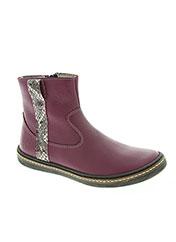 Bottines/Boots violet KNEPP pour fille seconde vue