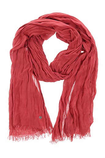 i.code (by ikks) accessoires femme de couleur rouge