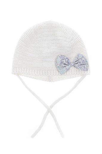 Bonnet beige ABSORBA pour fille