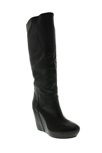 vic chaussures femme de couleur noir
