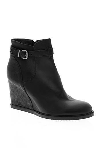 fru.it chaussures femme de couleur noir