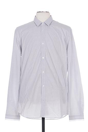 fairplay chemises homme de couleur gris