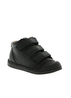 Baskets noir 10 IS pour fille