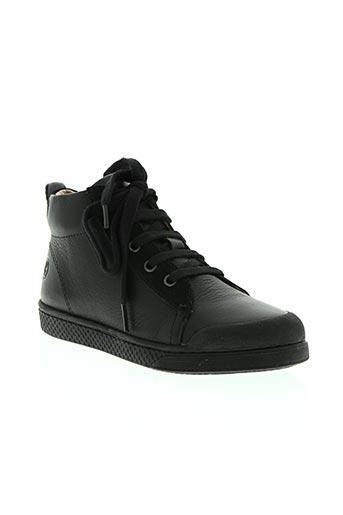 10 is chaussures garçon de couleur noir
