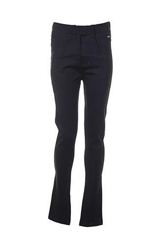 Pantalon casual noir TUMBLE'N DRY pour fille