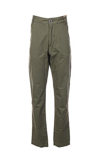Pantalon casual vert TIMBERLAND pour garçon