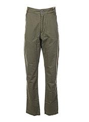 Pantalon casual vert TIMBERLAND pour garçon seconde vue