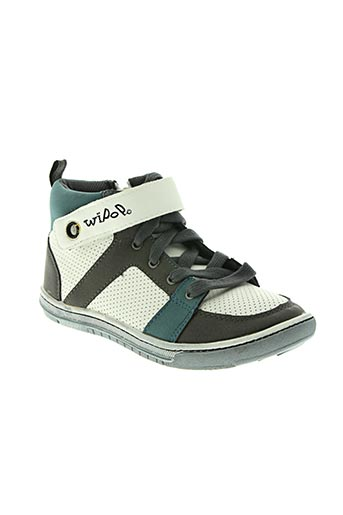 wipop chaussures garçon de couleur gris