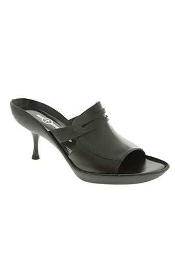 mosquitos chaussures femme de couleur marron