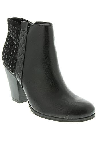 mariamare chaussures femme de couleur noir